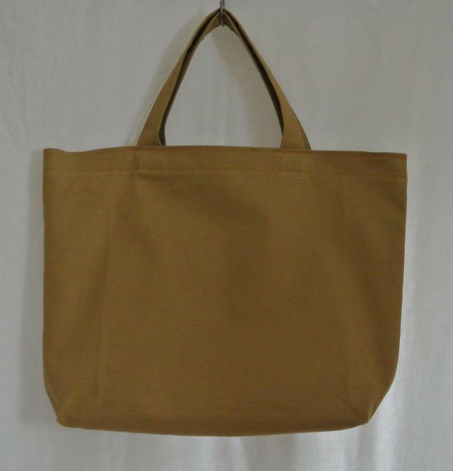職業用ミシン・エクシムプロで帆布バッグを作りました